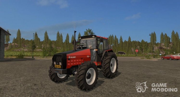 Valmet 905 version 1.0.0.0