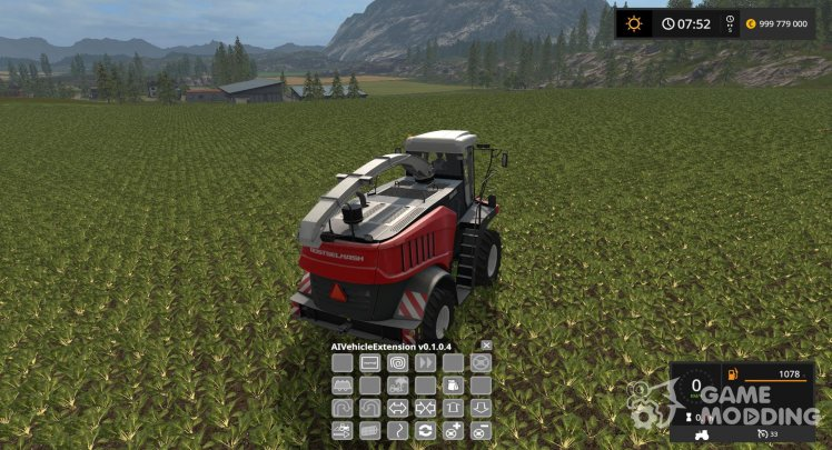 Autocombine for Farming Simulator 2017