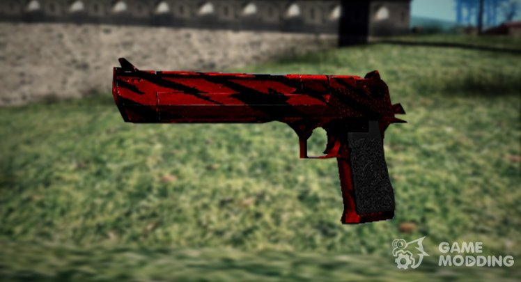 DESERT EAGLE (FROM CS:GO)