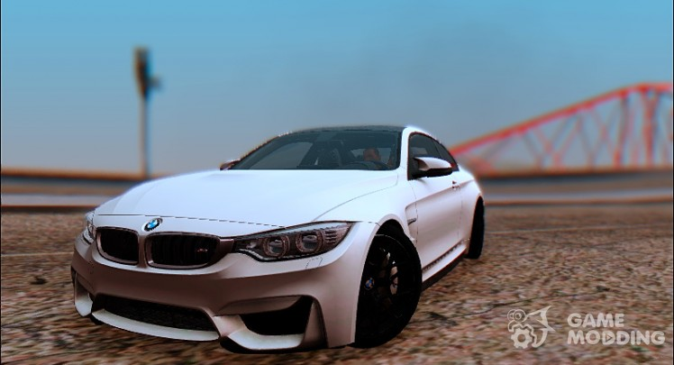BMW M4 GTS High Quality