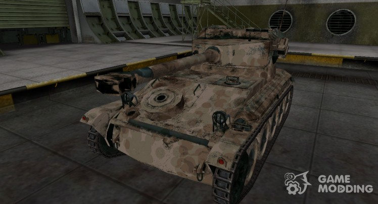 Французкий скин для AMX 12t