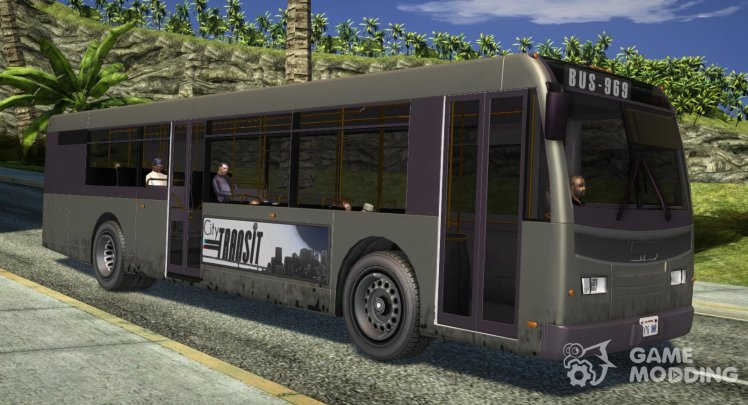 Bus for GTA San Andreas