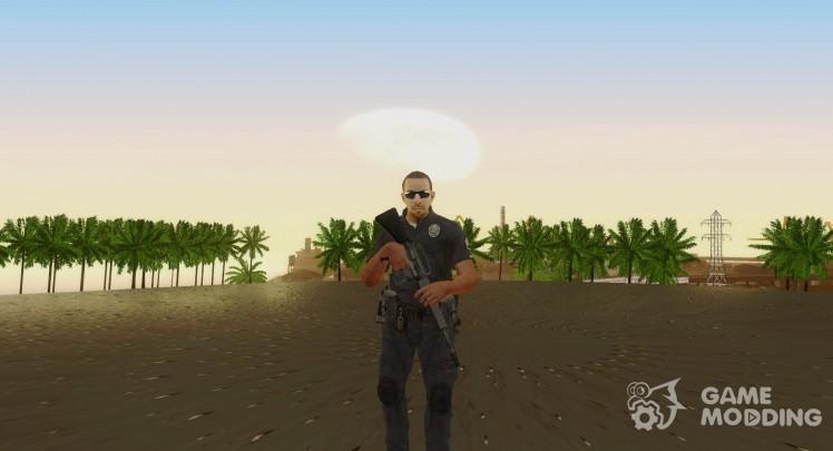Cod BO2 LAPD v1
