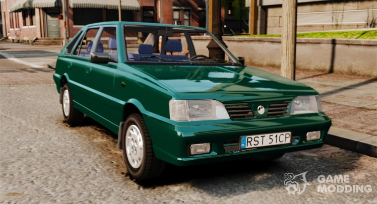 Daewoo-FSO Polonez Caro Plus 1.6 GSI 1998 Final