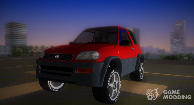 1994 L Toyota RAV4 Fun Cruiser