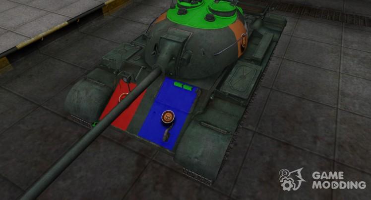 Качественный скин для T-34-2