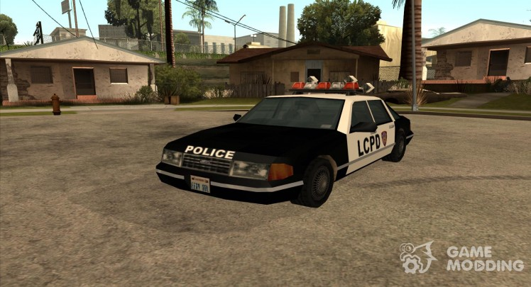 Police from the GTA LC 3
