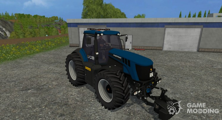 JCB Fastrac 8310