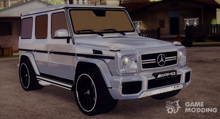 Mercedes-Benz G63 AMG Edition