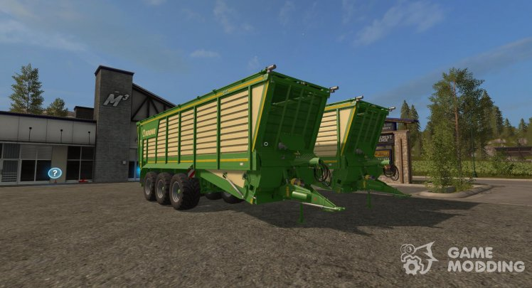 Krone TX460/560D Pack version 1.0.0.0