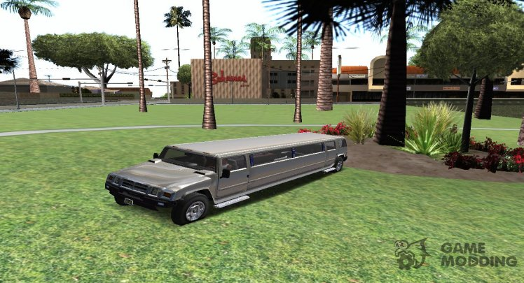 Stretch for GTA San Andreas