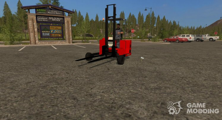 KST Forklift version 2.4.7