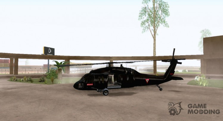 Sikorsky UH-60 l Black Hawk Mexican Air Force