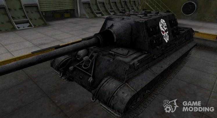 Темная шкурка Jagdtiger