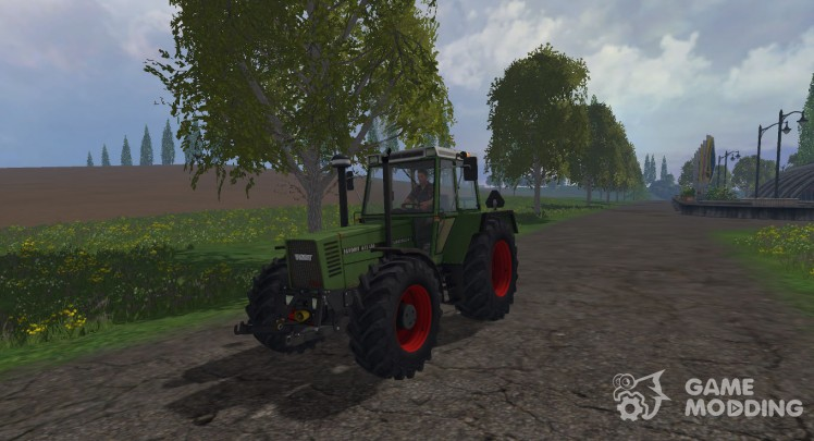 Fendt Favorit 615