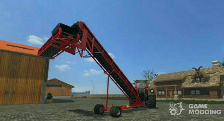 Conveyor Belt Trailer 2.1.4b