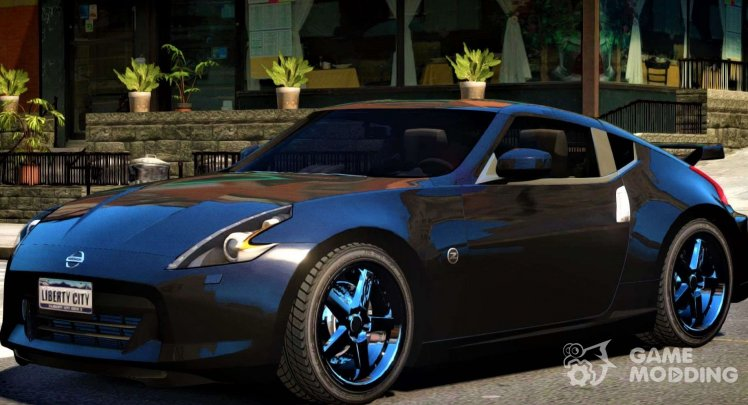 Nissan 370Z Improved