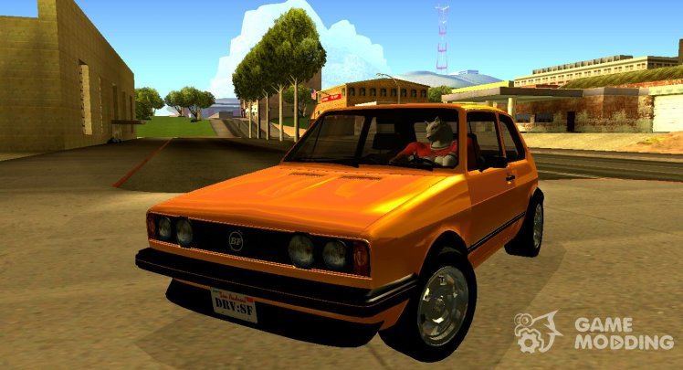 Mods for GTA San Andreas