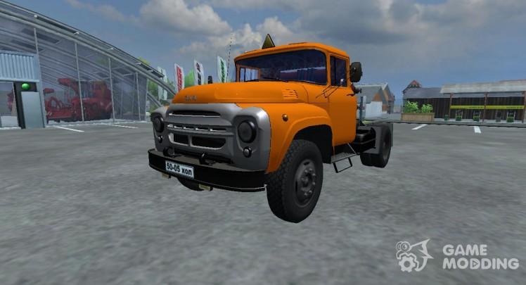 ZIL 130 В1 tractor