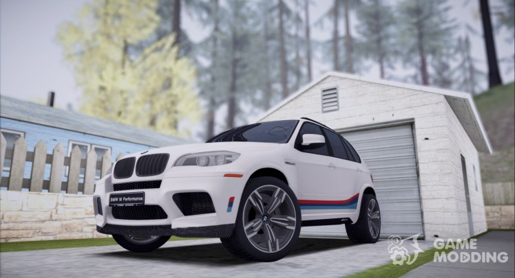 BMW X5M M Performance Packet