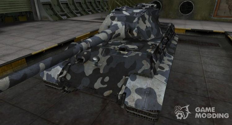 Немецкий танк PzKpfw VIB Tiger II