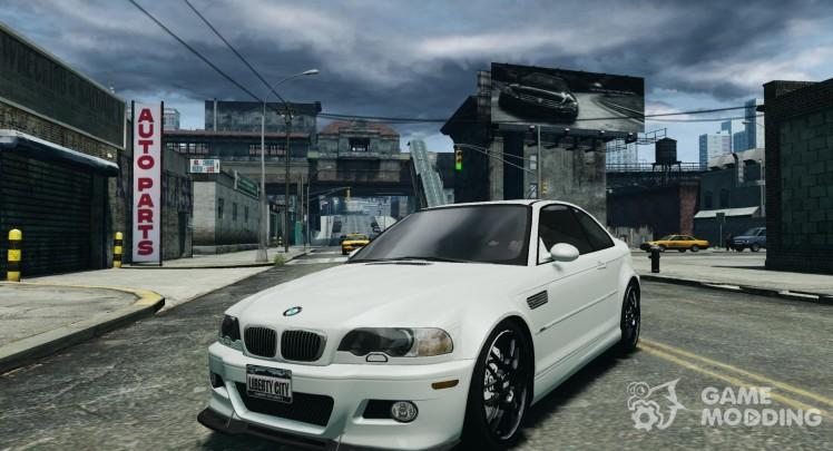 BMW M3 E46 Tuning 2001 v2.0