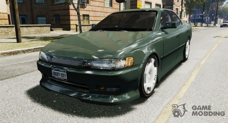 Toyota Mark II 2.5