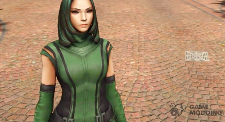 Mantis From Infinity War 1.0