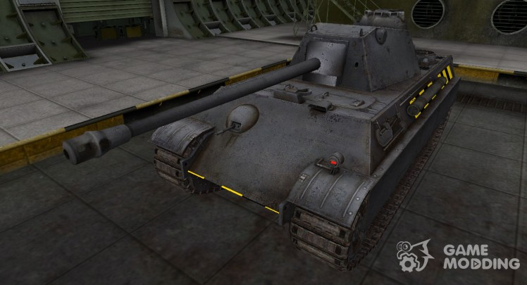 The weaknesses of the Panther II