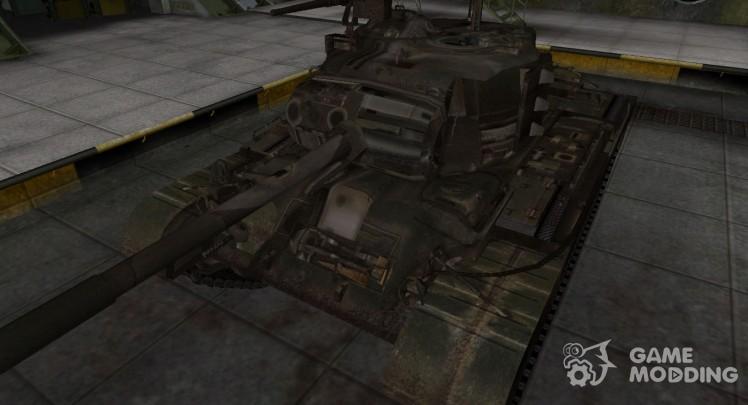 Шкурка для американского танка M46 Patton