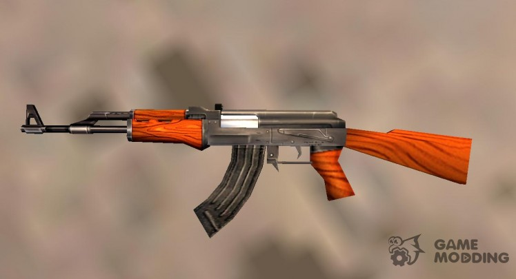 AK-47 from CS 1.6