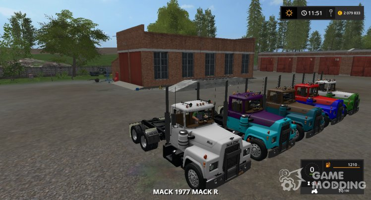 1977 Mack R version 1.0.0.0