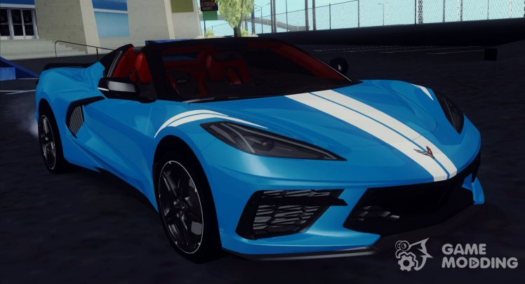 Chevrolet Corvette C8 Convertible 2020