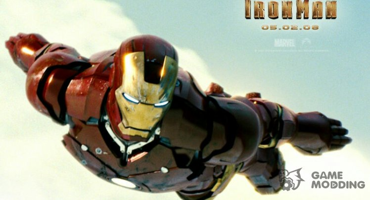Iron man Loading Screens