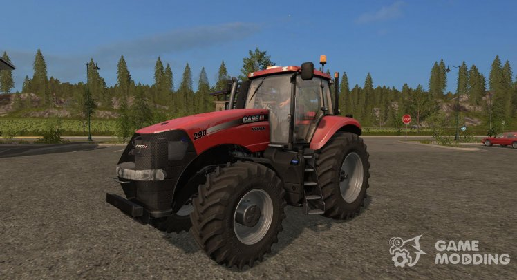 Mod Case IH Magnum version 1.0.0.0