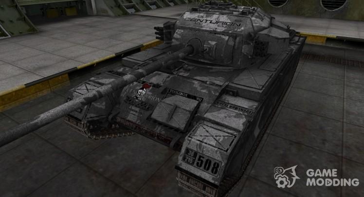 Отличный скин для Centurion Mk. 7/1