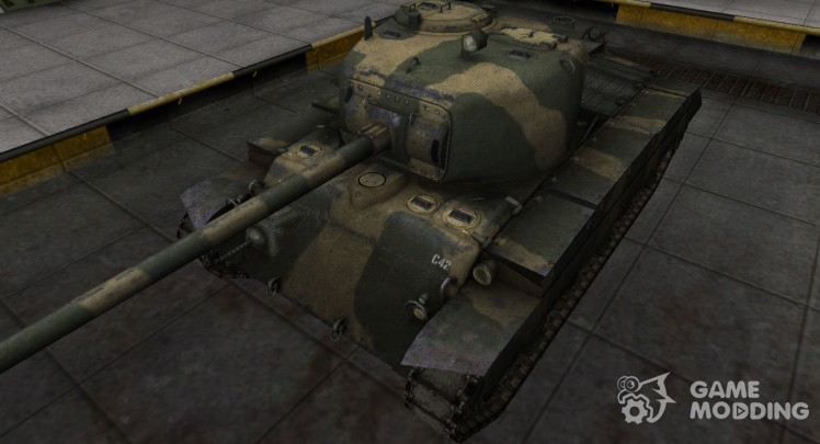 Historical camouflage T20