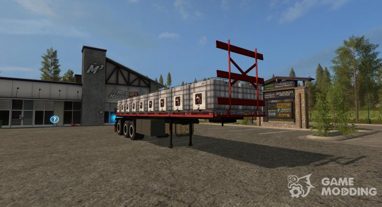 Flatbed Watertrailer version 1.0.0.0