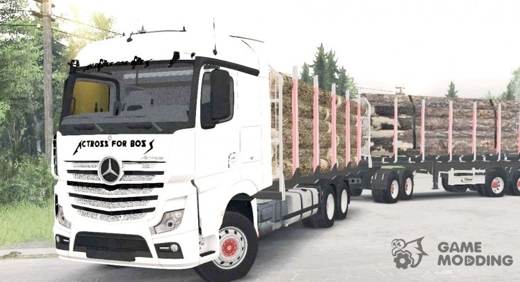 Mercedes-Benz Actros (MP4)