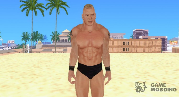 Brock Lesnar 2003 from HCTP