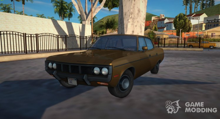 AMC Matador 1972 for GTA San Andreas