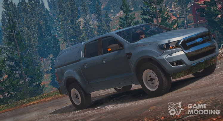 Ford Ranger Civilian