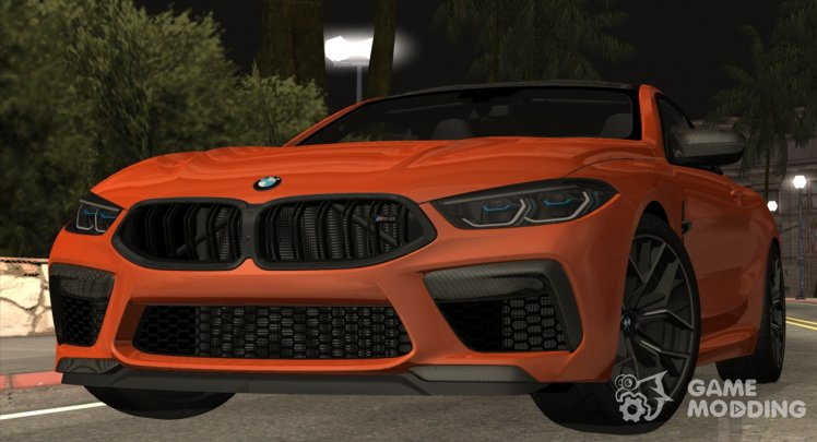 BMW M8 Competition F92