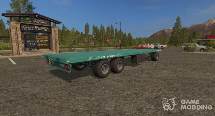 Trailer Rolland RP10006 CH version 1.1.1.0
