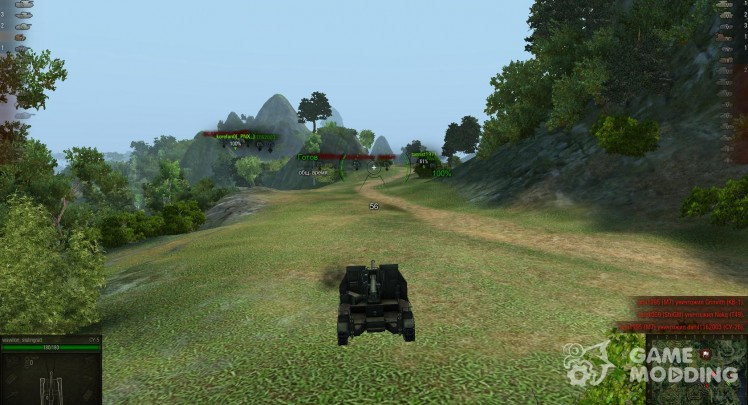 Sights for World of Tanks