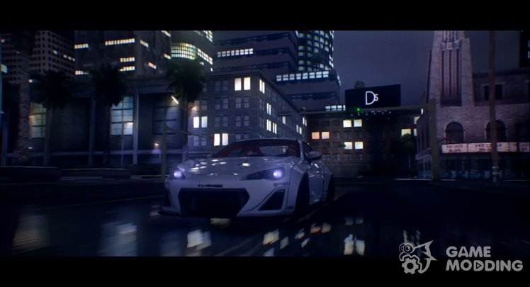 NFS 2015 Graphics Style (SA DX 2.0 Config) Graphics of NFS 2015