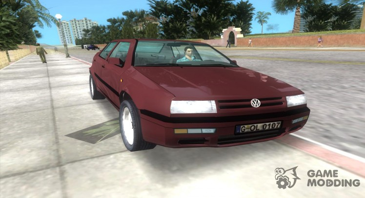 Volkswagen Vento VR6