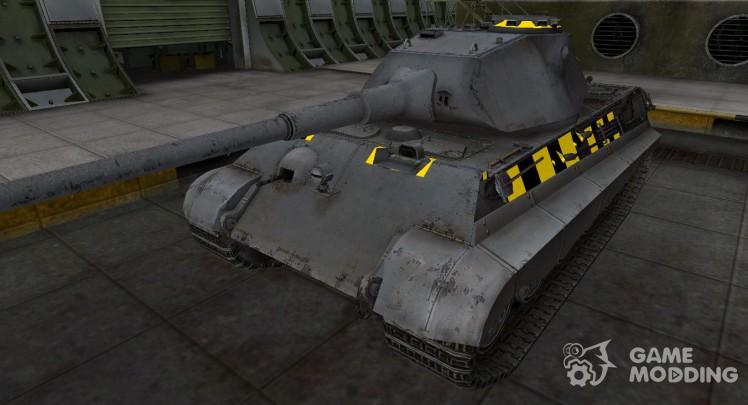 Слабые места PzKpfw VIB Tiger II