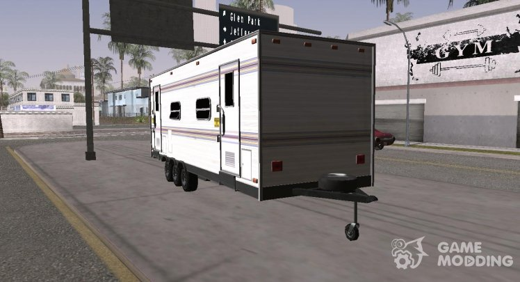 GTA V Makeup Trailer