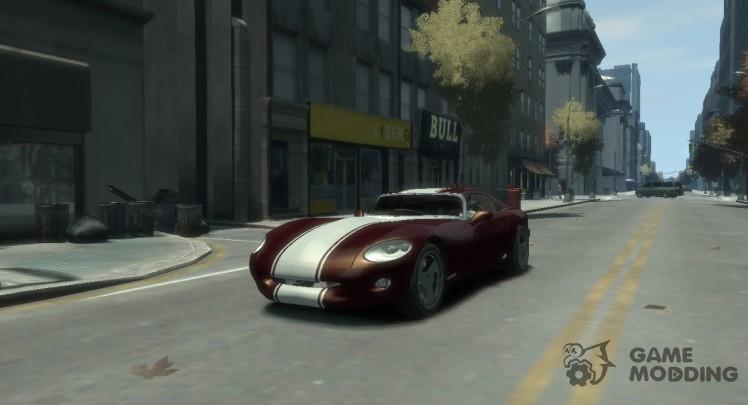 GTA 3 Banshee HD